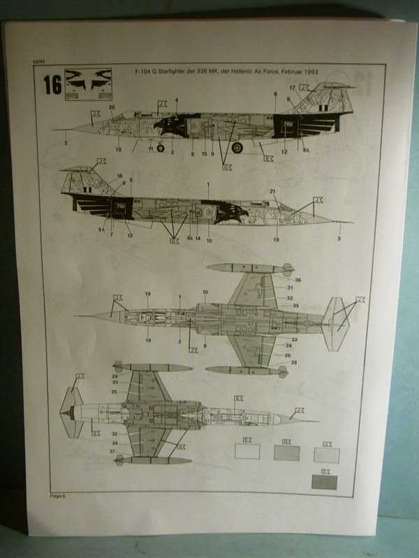 [Revell] F 104 au 32 eme Imag0078