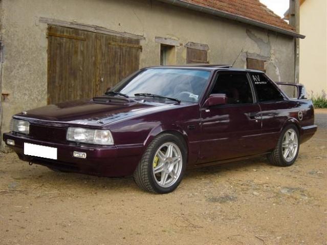 PROJET TUNING sur MAZDA 626 GTi COUPE de 1987 Mazda_15
