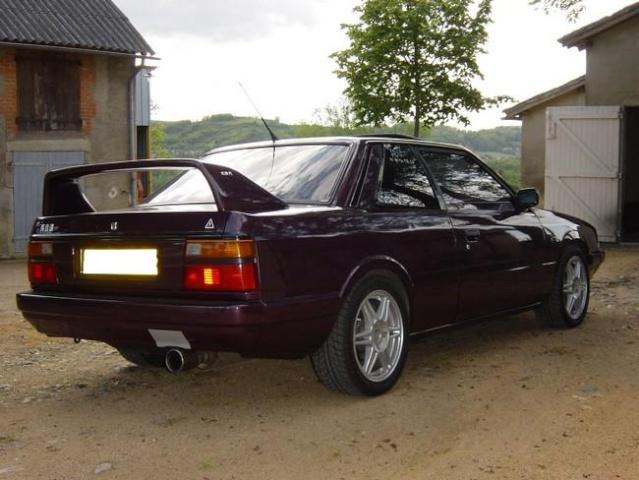PROJET TUNING sur MAZDA 626 GTi COUPE de 1987 Mazda_16