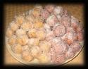 """Boule de noix de coco """"recette spécial ramadan"""" Boule_12"""