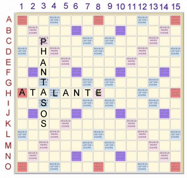 Scrabble 14: La Mythologie Grecque Scrabb26