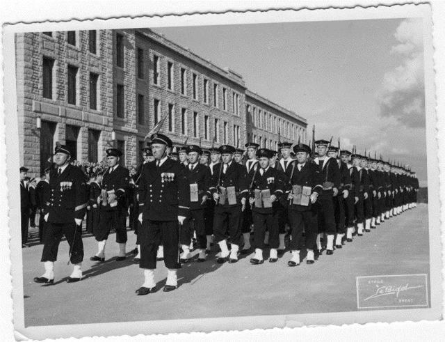 [ École des Mousses ] Promotion 60/61 1ère Compagnie Mahe10