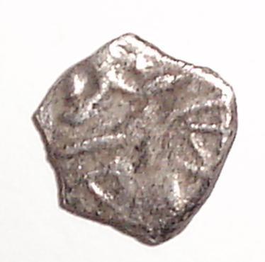 Obole au bucrane (oppidum de Montlaurès) [WM n° 8204] Bucran26