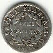 demi francs 1811 D Napo_113