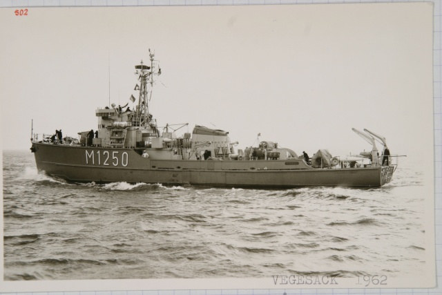 German Navy - Minesweeper Mercure-Class ... Photo_41