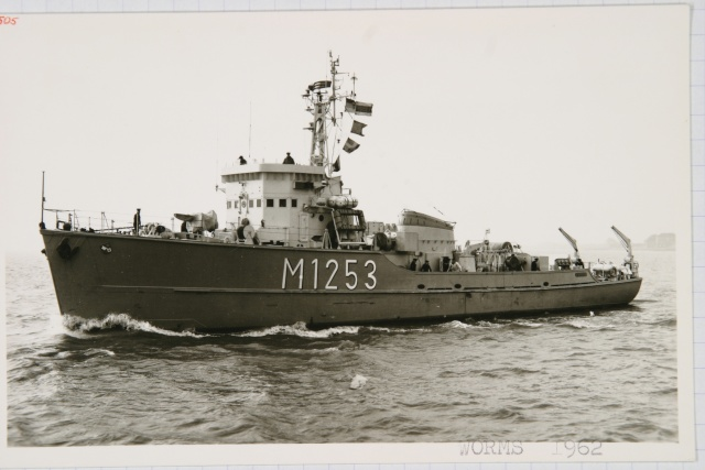 German Navy - Minesweeper Mercure-Class ... Photo_44