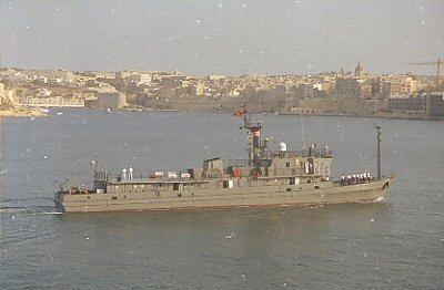 Marine Tunisienne 606b10