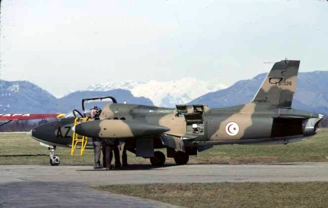 Armée de l'air Tunisienne Aermac10