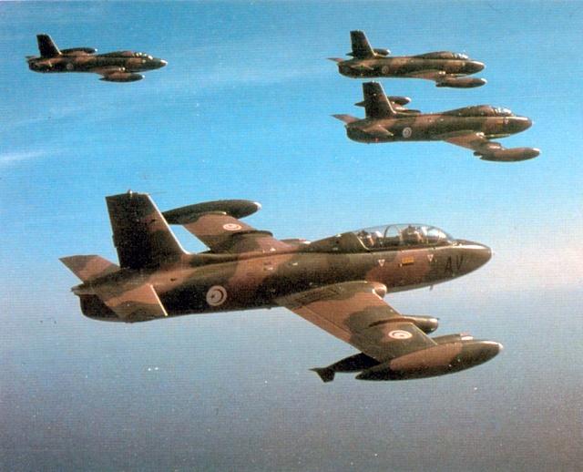 Armée de l'air Tunisienne Aermac11