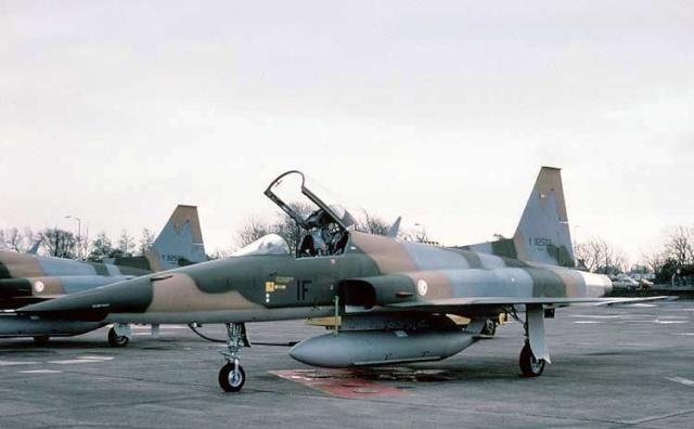 Armée de l'air Tunisienne F-510