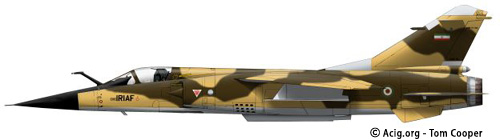Avions de chasse Iran10