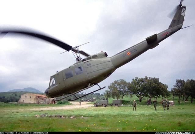 Armée de Terre Espagnole (News, Photos, Vidéos) Iroquo10