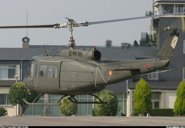 Armée de Terre Espagnole (News, Photos, Vidéos) Iroquo12