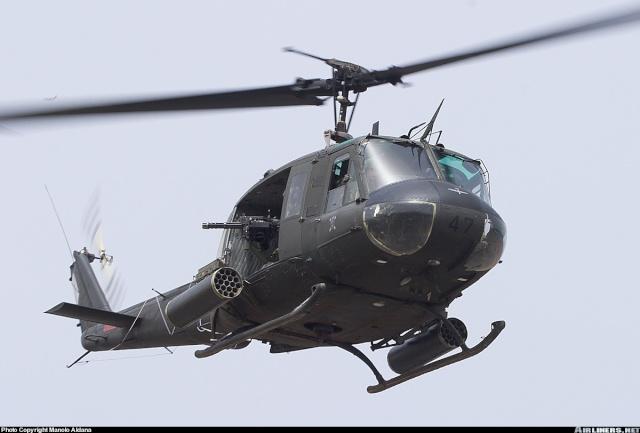 Armée de Terre Espagnole (News, Photos, Vidéos) Iroquo13