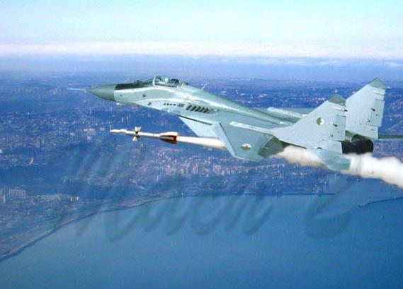 Dessins/Photoshop sur l'armée Algerienne Mig-2911
