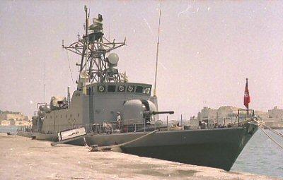 Marine Tunisienne P-50210