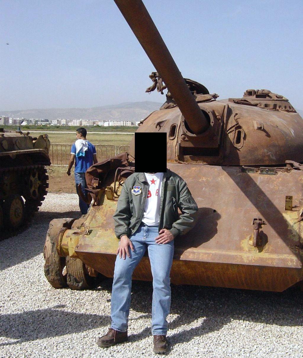 Arsenal militaire du polisario détruit par les FAR Polisa13