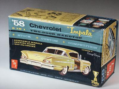 Small world...  un peu d'Histoire ... Chevy510