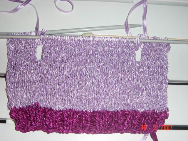 comment tricoter un manteau pour chien