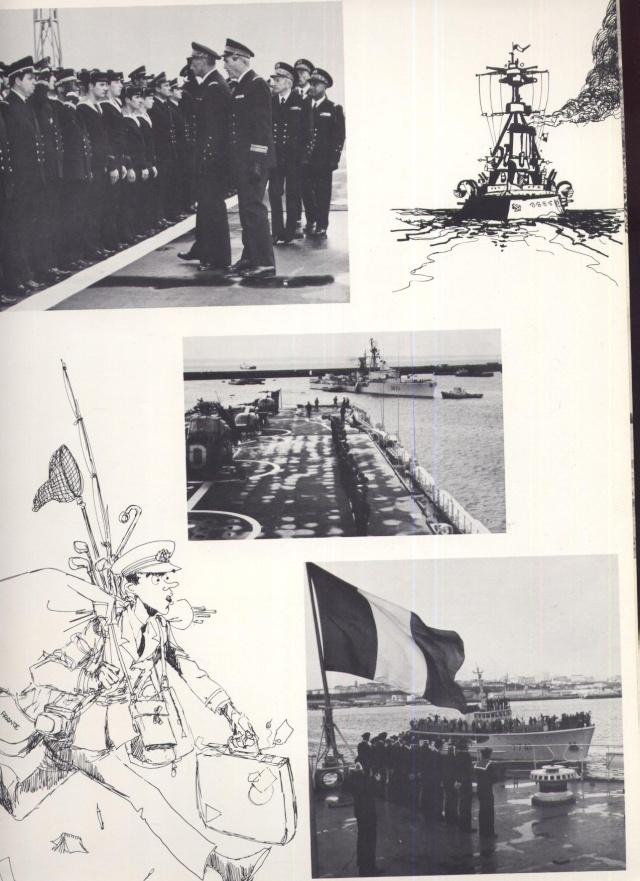 Ultime croisière de la vieille Jeanne d'Arc 1963-1964 Jeanne20