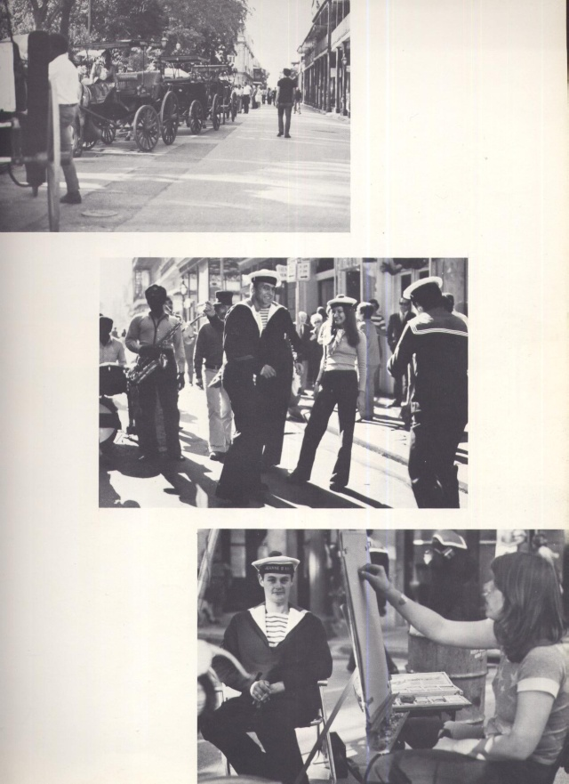 Ultime croisière de la vieille Jeanne d'Arc 1963-1964 Jeanne24