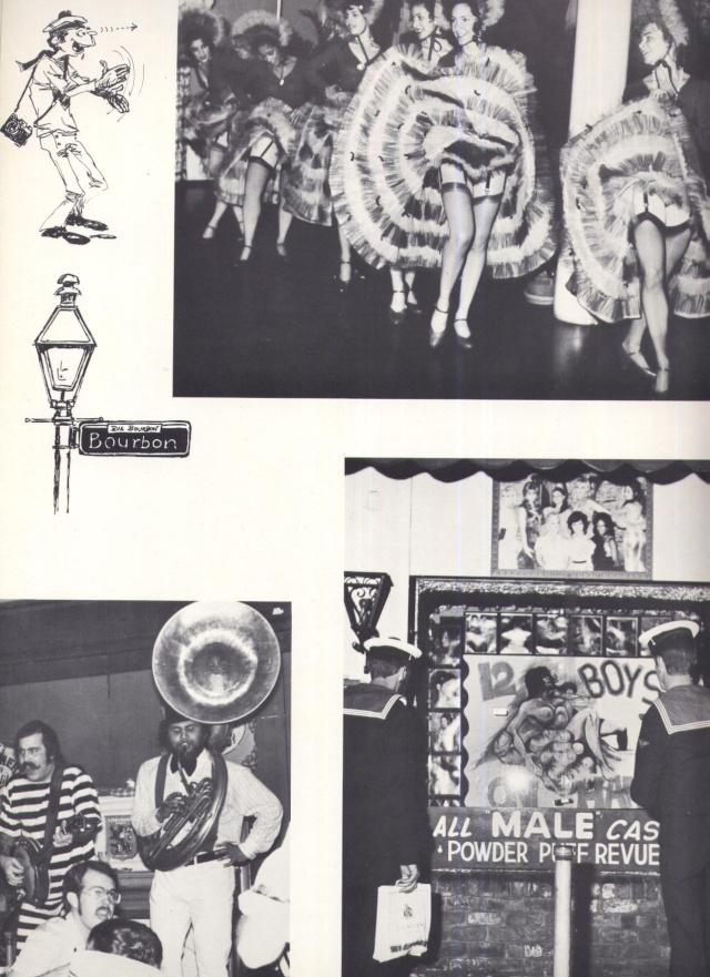 Ultime croisière de la vieille Jeanne d'Arc 1963-1964 Jeanne25