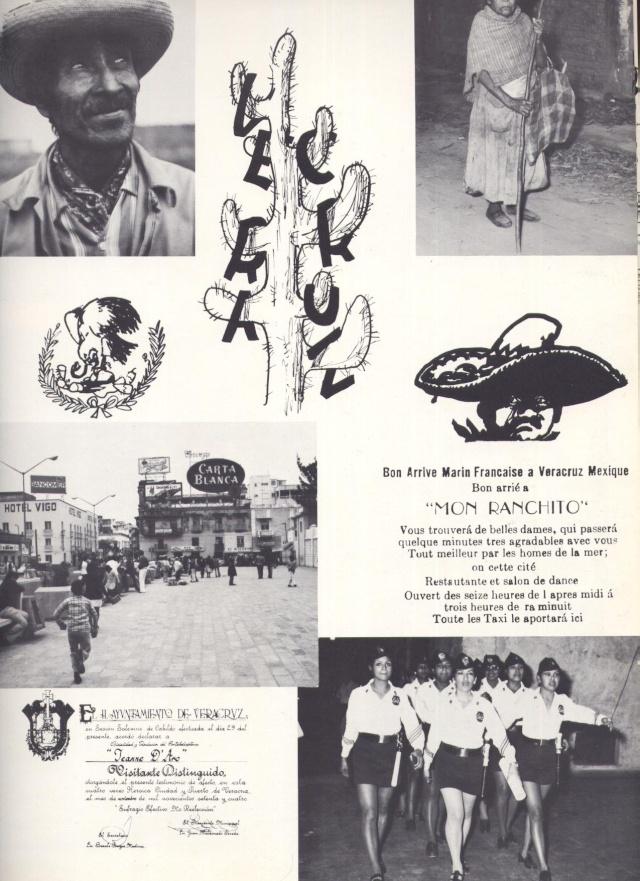 Ultime croisière de la vieille Jeanne d'Arc 1963-1964 Jeanne26