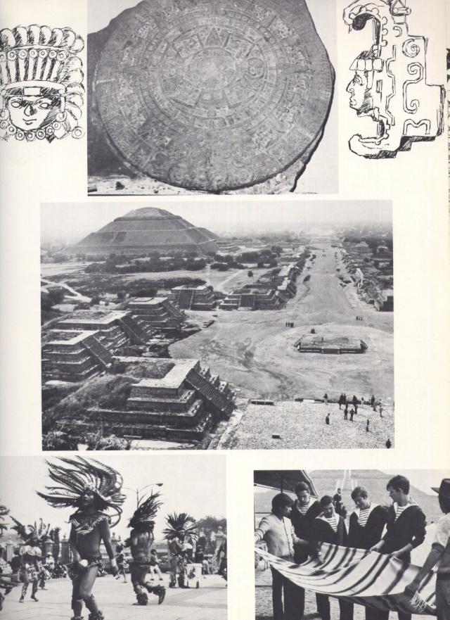 Ultime croisière de la vieille Jeanne d'Arc 1963-1964 Jeanne28