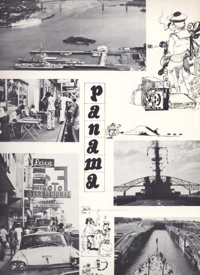 Ultime croisière de la vieille Jeanne d'Arc 1963-1964 Jeanne30