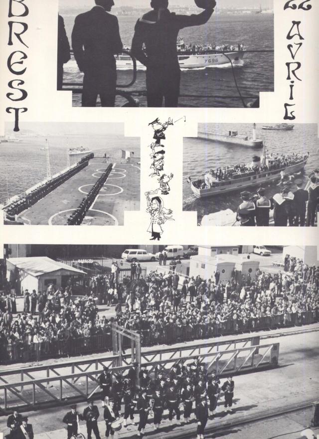 Ultime croisière de la vieille Jeanne d'Arc 1963-1964 Jeanne43