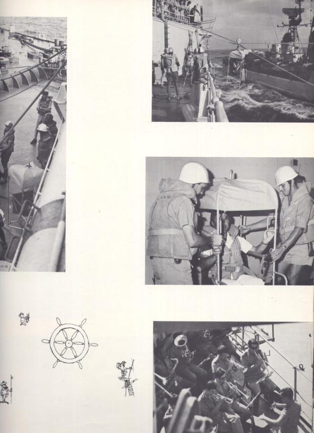Ultime croisière de la vieille Jeanne d'Arc 1963-1964 Jeanne46