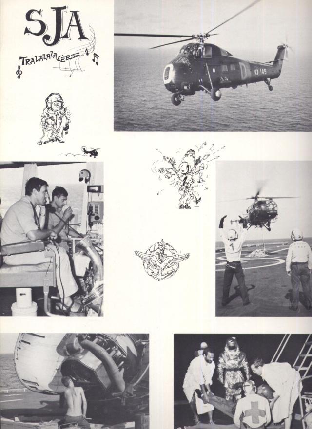 Ultime croisière de la vieille Jeanne d'Arc 1963-1964 Jeanne47