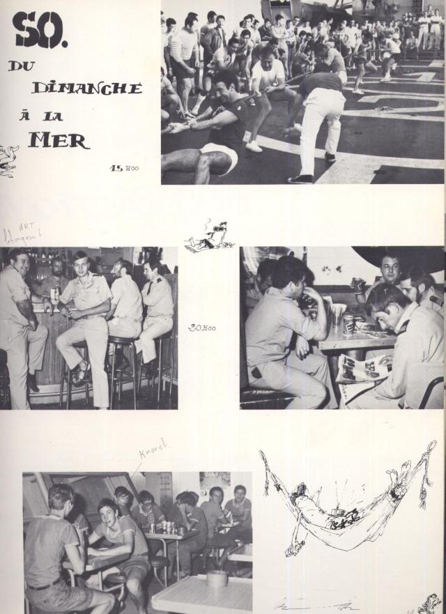 Ultime croisière de la vieille Jeanne d'Arc 1963-1964 Jeanne55