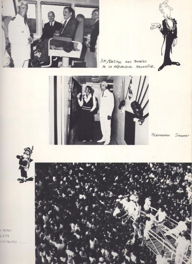 Ultime croisière de la vieille Jeanne d'Arc 1963-1964 Jeanne60