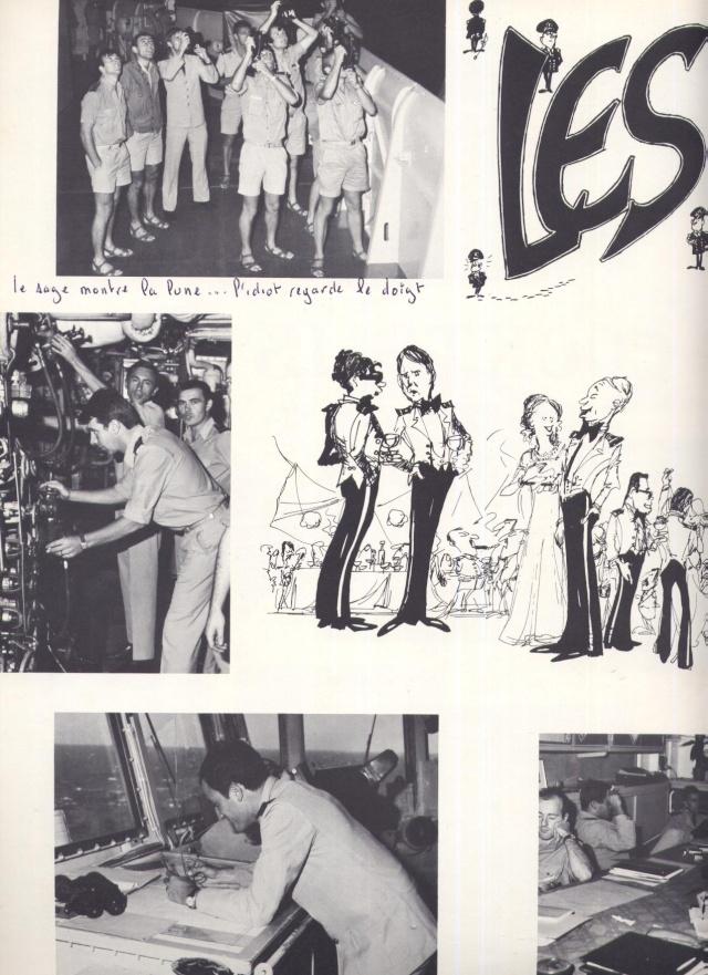 Ultime croisière de la vieille Jeanne d'Arc 1963-1964 Jeanne61