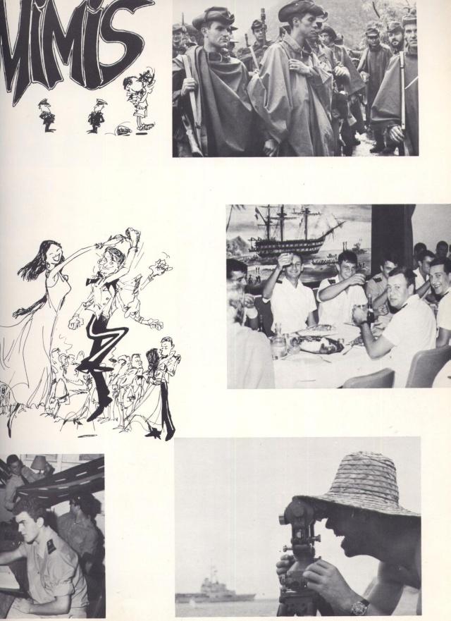 Ultime croisière de la vieille Jeanne d'Arc 1963-1964 Jeanne62