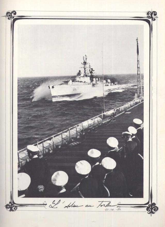 Ultime croisière de la vieille Jeanne d'Arc 1963-1964 Jeanne68