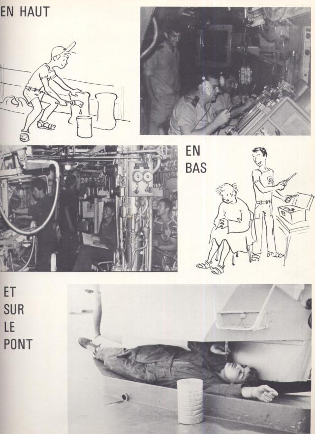 Ultime croisière de la vieille Jeanne d'Arc 1963-1964 Jeanne70