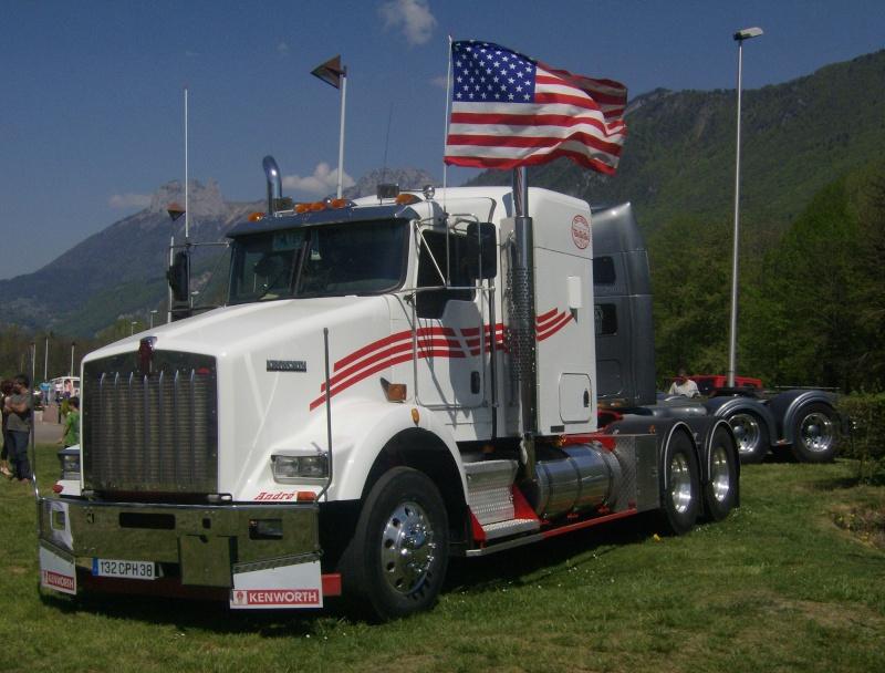 2007 Kenworth T800 Heavy Duty Trucks Logging Trucks For