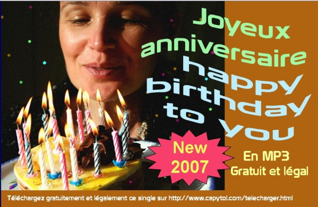 happy birthday to you mp3: