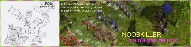 Forum des [CDF], Clan Des Forumeurs