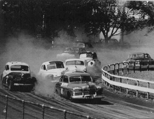 HISTOIRE DE NASCAR Fence10