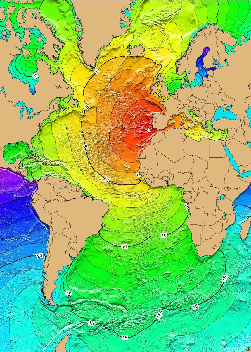 Tremblement de terre et tsunami de Lisbonne de 1755 1755_110
