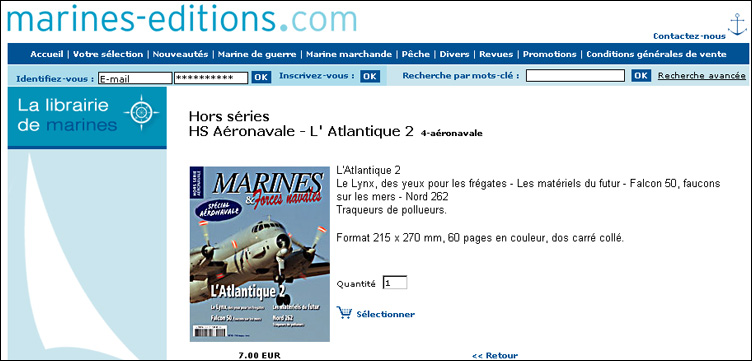 """La sécurité en mer"" - repas mensuel du 10-01-07 Falcon10"