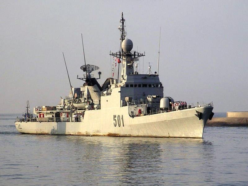 [nouvelles & photos] La Marine Royale Marocaine 50110