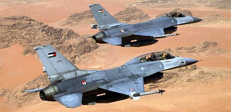 Armée Jordanienne/Jordanian Armed Forces - Page 21 F-1610