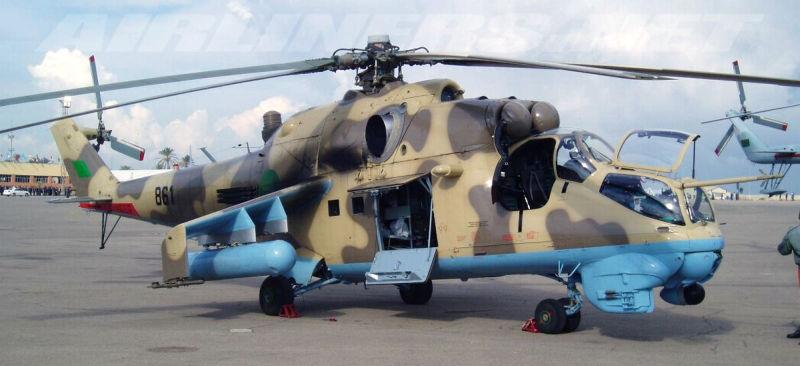 Armée Libyenne/Libyan Armed Forces Mil_mi10