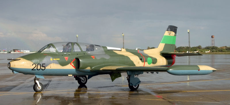 Armée Libyenne/Libyan Armed Forces Soko_g11