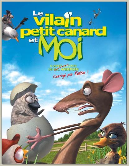LE VILAIN PETIT CANARD ET MOI - 2007 - Canard10