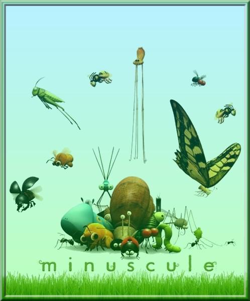 MINUSCULE - 2006 - La Série - Minus10